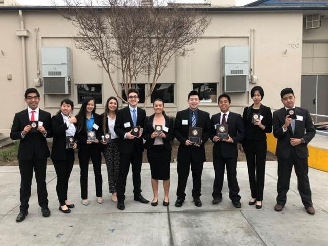 Congratulations Los Altos FBLA!