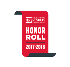 Los Altos is Honor Roll Again!